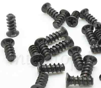 100PCS*Black zinc KB4*10 Head Screw-PA
