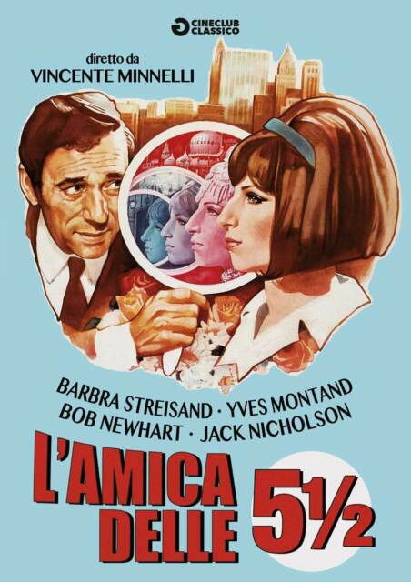 L'Amica Delle 5 And 1/2 DVD TV874 Golem Video