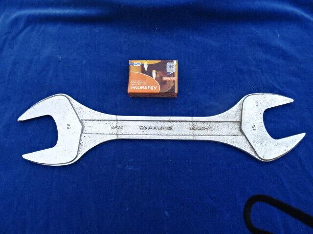 FACOM - GRANDE CLE A FOURCHE   Big open end wrenches - 54   58 - DECO LOFT