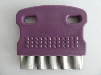 Cat Kitten Flea Comb Soft Protection Flea Grooming Brush