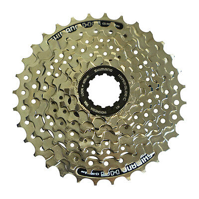 New Shimano HG41 8-Speed 11-34t Cassette