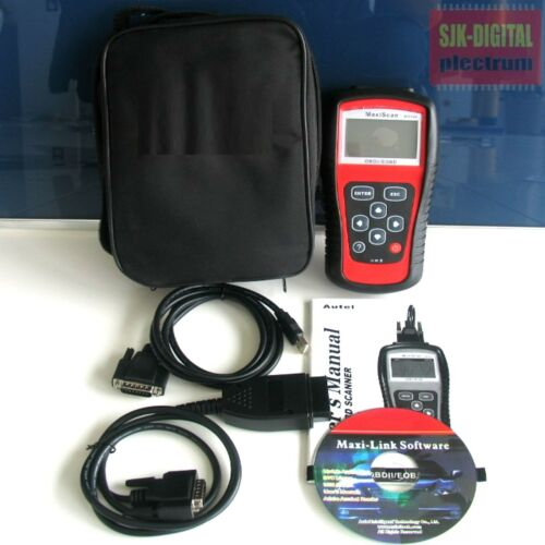 OBD2 MaxiScan MS509 CAN Diagnose Scanner fr BMW MB KIA VW AUDI in ...