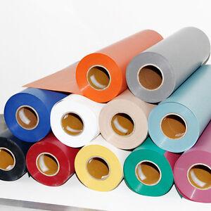 T-SHIRT-GARMENT-FLOCK-VINYL-HEAT-PRESS-TRANSFER-FLANNEL-FILM-ROLL-11-Colors