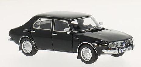 NEO MODELS Saab 99 4-doors 1971 (negro) (negro) (negro) 1 43 43679 79acf7