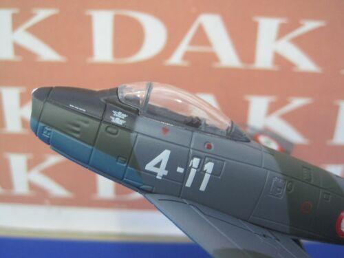 Sabre 4 aereobrigata 9 group Die cast 1//100 Model Aircraft f-86e M