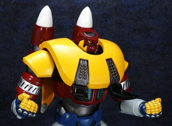EX Gokin Getter Robot G Getter Poseidon Poseidon Poseidon Repaint Version Metal Beast Mode FEWTURE 5dba40