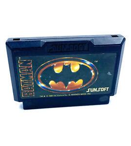 Jeu-Famicom-Batman-The-Video-Game-Nintendo-NES-Import-Japon-NTSC-J