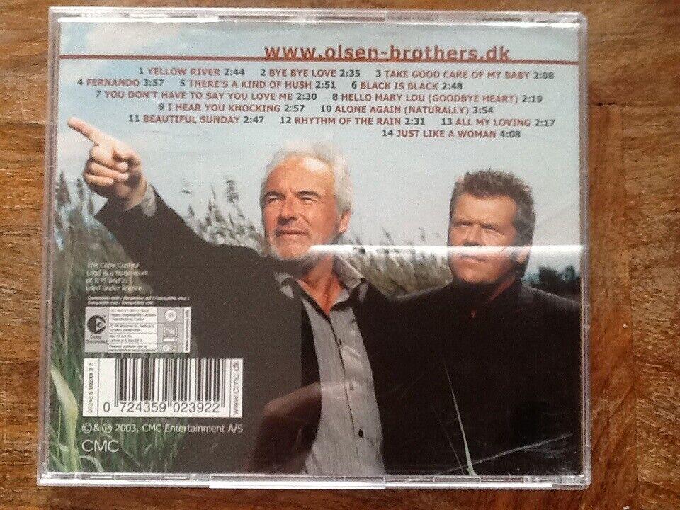 Brødrene Olsen: More Songs, rock