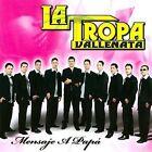 Mensaje A Pap by La Tropa Vallenata (CD, 2007, Frontera Records)