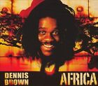 Africa by Dennis Brown (CD, 2006, Brook (not USA))