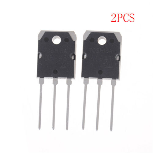 2SA1941 /& 2SC5198 TOSHIBA Transistor A1941 /& C5198 .ju 2pcs 1pair