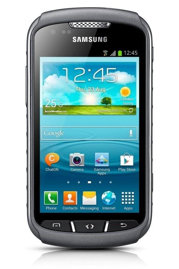 Samsung Samsung Galaxy Xcover 2 GT-S7710 Grå 4GB Grå,