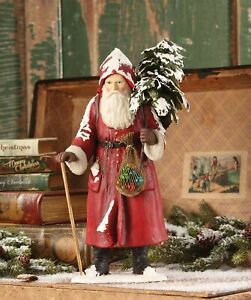 Bethany-Lowe-Traditional-Noel-Santa-TD6073-New