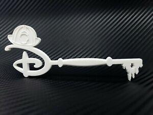 Disney-Firefighter-Key-Helmet-Hydrant-Heroes-3D-Print-Custom-DIY-White