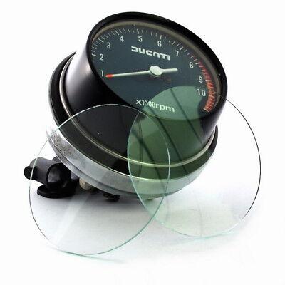 Laverda GT SF 750 Tachometer DZM Gläser Dichtungen Set Lens Rubber Speedometer