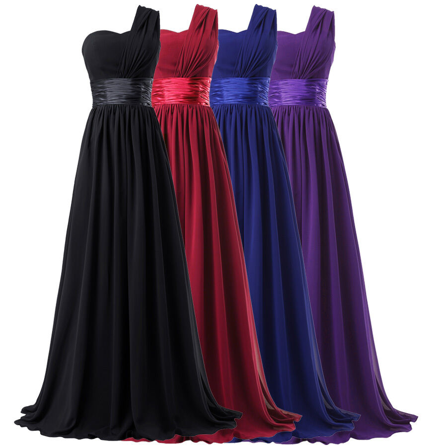 Plus Size Women's Gown Evening Prom Party Formal Bridesmaid Wedding Long Dresses
