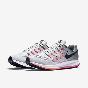 new style 6b345 f59bb Image is loading Nike-Air-Zoom-Pegasus-33-Women-039-s-