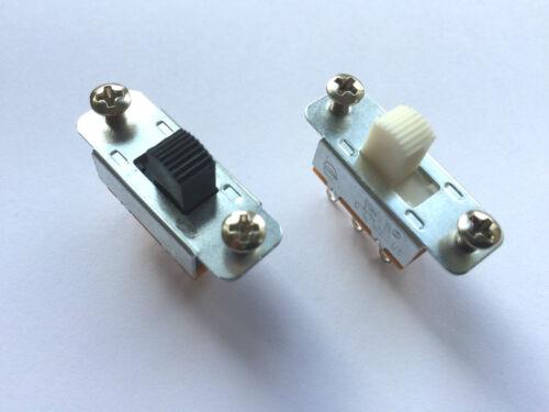 Guitar Slide Selector Switch Jazzmaster /& Jaguar In Screws Fits Fender Guitars