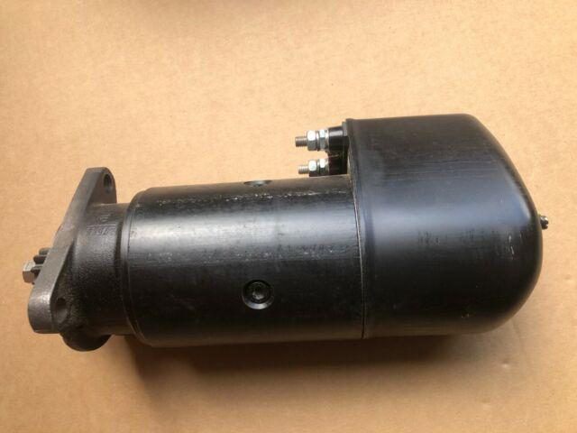 IVECO 79-14 8060.05.280 STARTER MOTOR BRAND NEW 24V 4.0KW 9TEETH 1985-1988