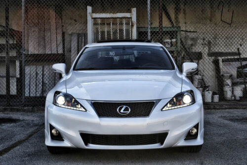 Poster of Lexus IS250 F-Sport IS HD Sports Sedan Print