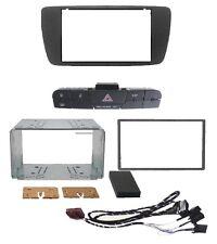 Radio-adapter 2DIN schwarz SEAT Ibiza '13   Artikelnummer: 03704