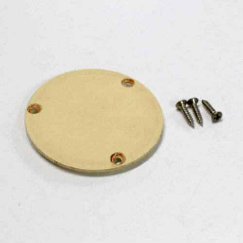 Toggle Switch Backplate Creme Relic LP style Gibson Les Paul Cream PLP2C-Aged