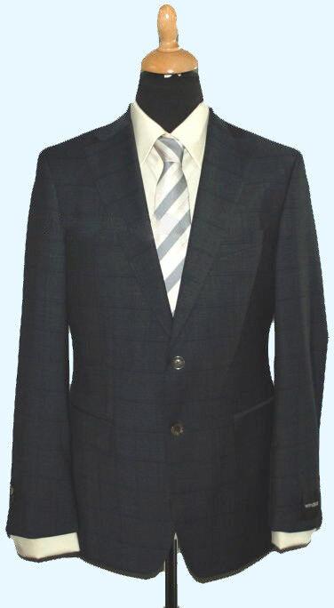 Windsor Herren Schurwoll Anzug mit Loro Piana Tuch Gr.: 50  NEU