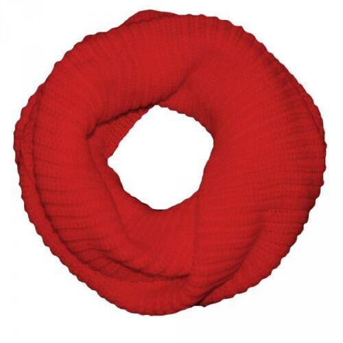 Looschal Loop Schal Strick gestrickt Schlauchschal Wickelschal weiß rot schwarz