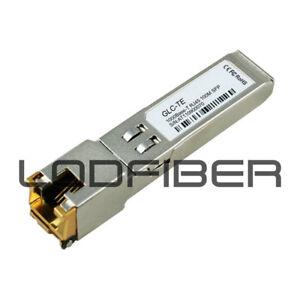 GLC-TE-Cisco-Compatible-1000BASE-T-SFP-Copper-RJ-45-100m-Transceiver