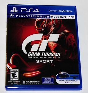 Image Is Loading Replacement Case NO GAME Gran Turismo Sport GT