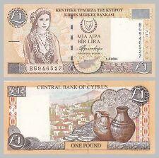 Zypern / Cyprus 1 Pound 2004 p60d unc