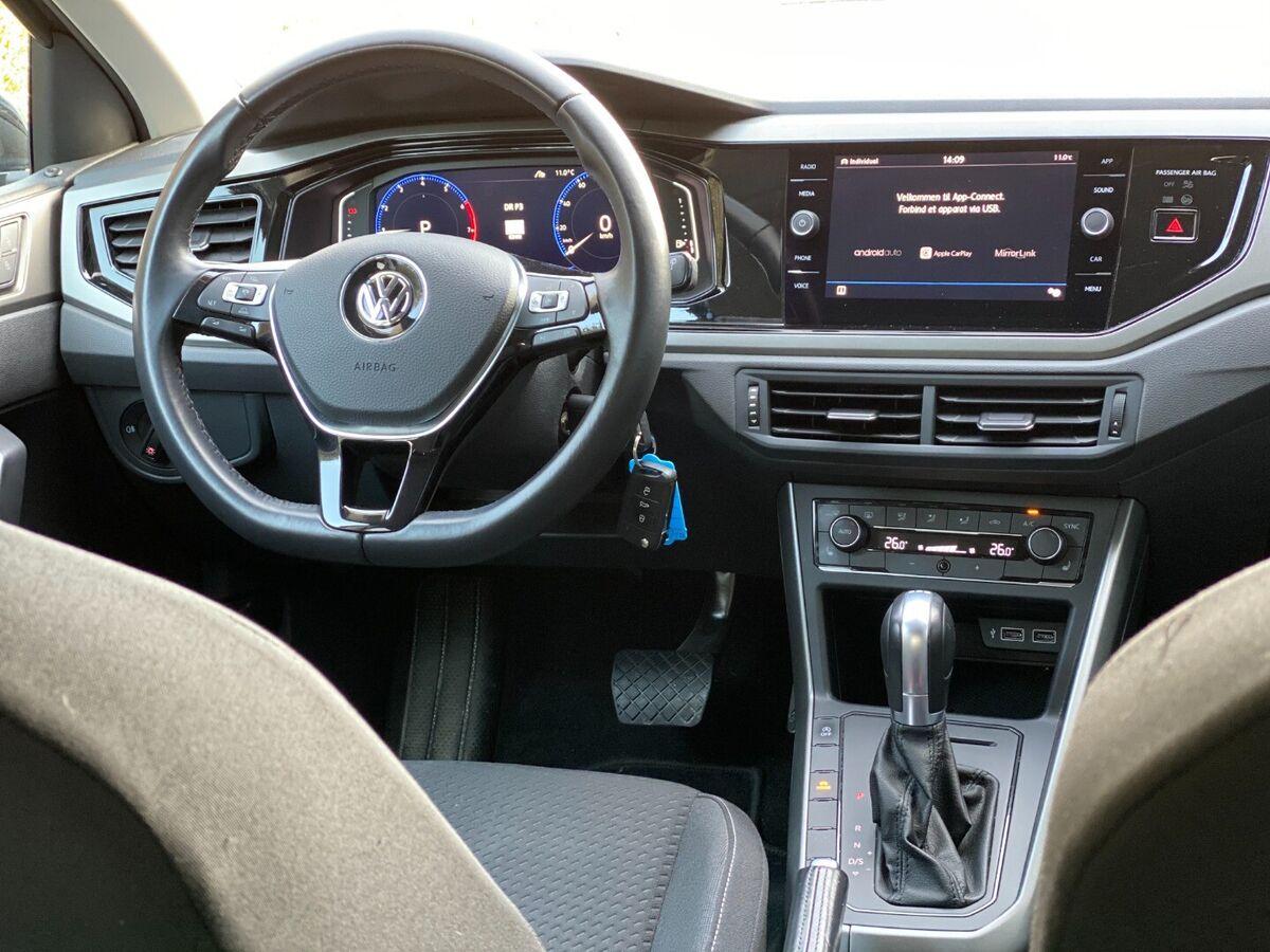 VW Polo TSi 95 Comfortline DSG