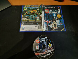 Jeu vidéo Lego Star Wars II la trilogie originale - SONY - PS2