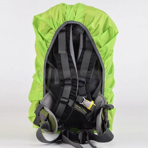 40L Regenschutz für Rucksäcke Rucksackschutz Regenschutz Rucksackcover 30L
