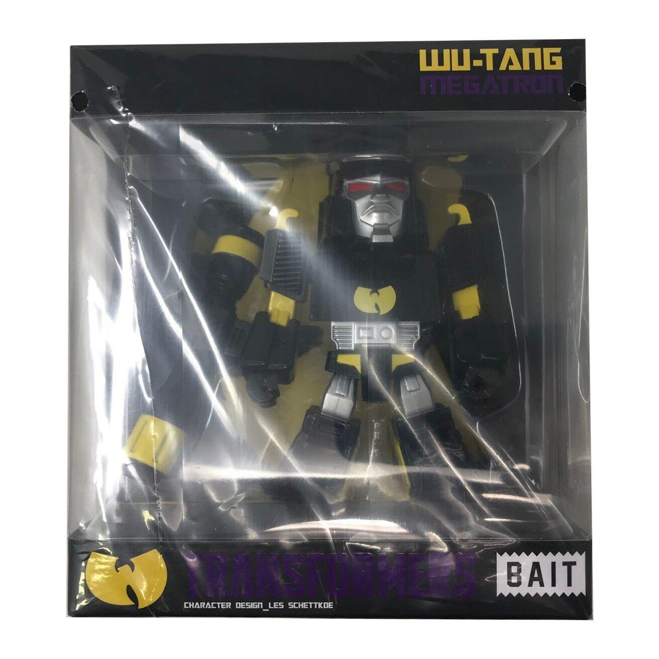 SDCC 2018 BAIT Wu-Tang Clan Transformers Megatron Figure Comic Con