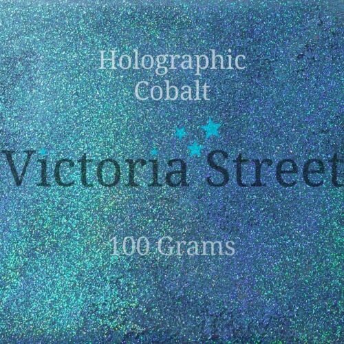 Premium Quality Hologram Craft Victoria Street Glitter 100g in Holographic