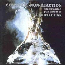 Danielle Dax 2 CD Comatose Non Reaction: The Thwarted Pop Career rarea OOP