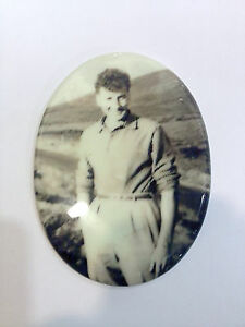 Photo Plaque Inch Large Ceramic Memorial Tile For Headstone - Ceramic photo tiles headstone