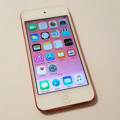 Apple Ipod Touch 32gb Pink 5th Generation For Sale Online Ebay
