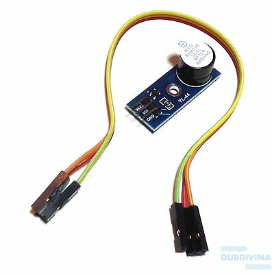 Active Buzzer Alarm Module Sensor Beep for arduino smart car UK
