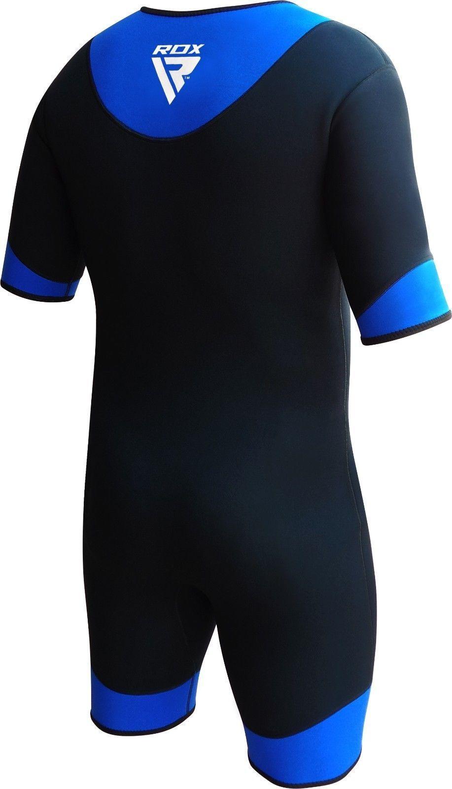 RDX Sudation Survêtement Survêtement Survêtement Costume De Sauna Sweat Suit Perte Poids Training FR 82c299