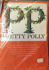 "Pretty Polly Size 9"" Vintage RHT Seamfree Sheer Micromesh Run Proof Stockings"