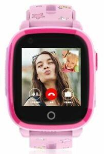 Kinder/Erwachsene GPS SOS Smartwatch – 4.1 Gen