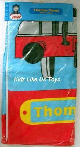~ Thomas the Tank BATH Front BEACH TOWEL