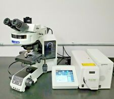 Olympus Microscope Bx63 Fluorescence For Fish