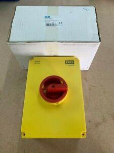 IMO - PE69-4063 ISOLATOR 4 POLE, 63A ENCLOSED, IP6