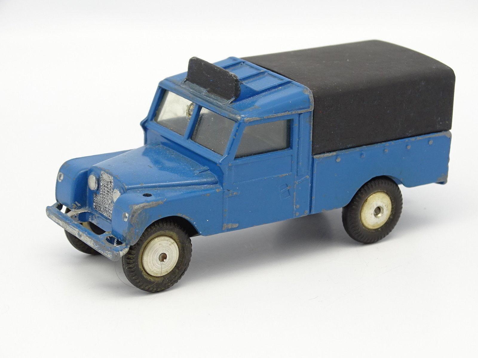 Corgi Juguetes Sb 1 43 - Land Rover 109 Azul