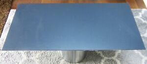 HPL-Platte Tischplatte 8 mm Anthracit Grey 1130 x 513 mm Findeis Xterior 0604X