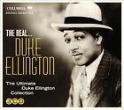 The Real... [Digipak] by Duke Ellington (CD, Oct-2012, 3 Discs, Columbia (USA))