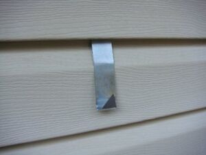 Galvanized Siding House Hook With Rusting Proof Metal